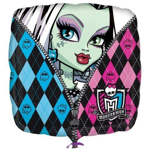 SD-SQ :Monster High Characters - Amscan - END OF LINE