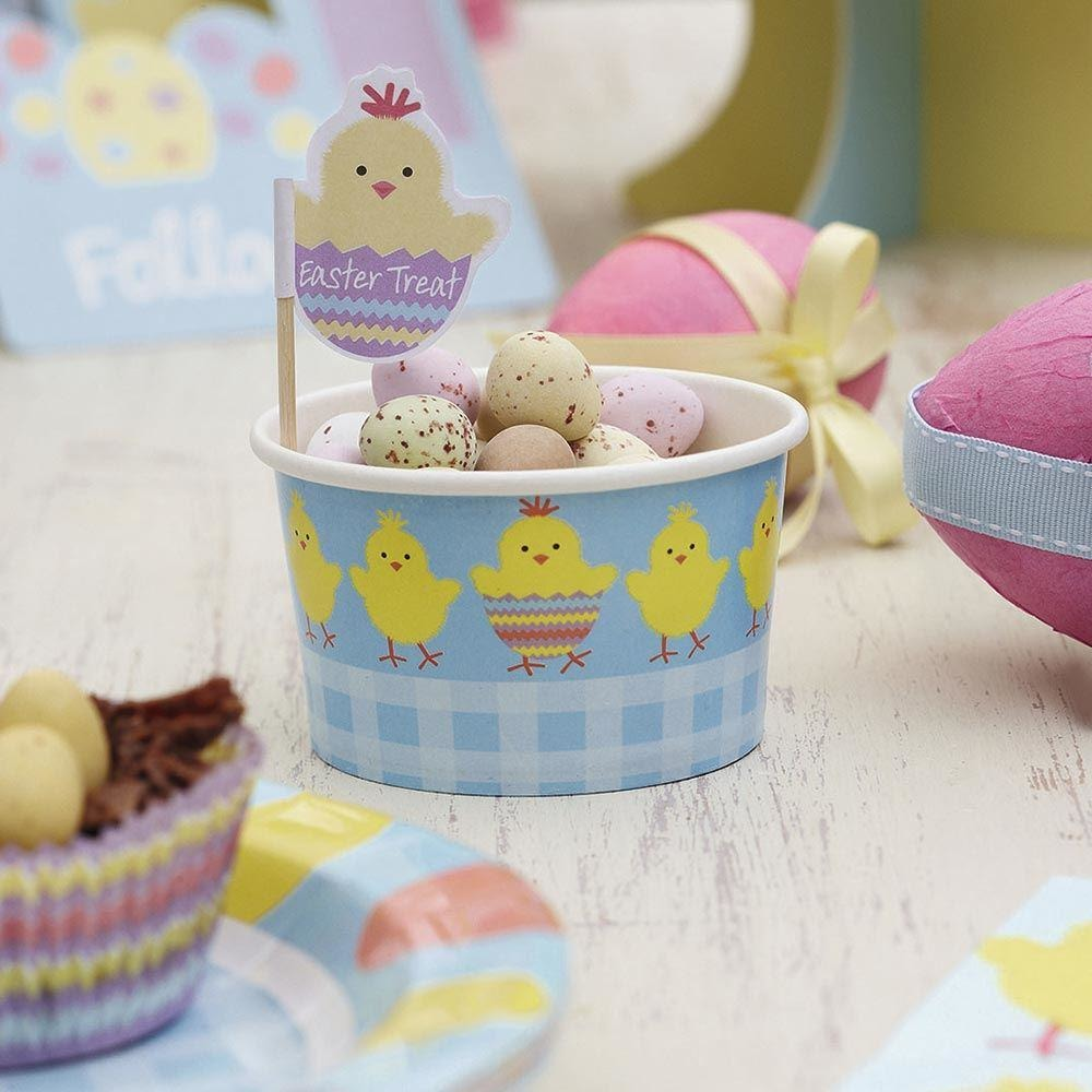Easter Chick - Sweetie Tubs