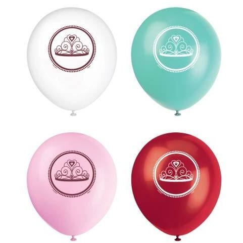 "8 12"" Fairytale Princess Balloon - END OF LINE April 2018"