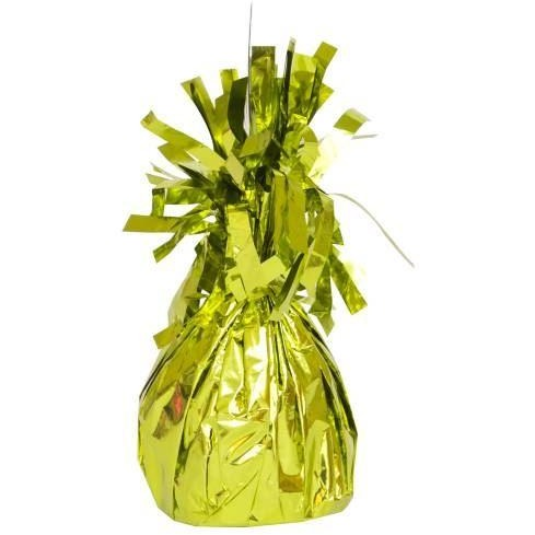 Foil Balloon Weight - Lime Green
