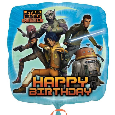 SD-SQ:Star Wars Rebels Birthda