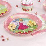 Fairy Princess Plates- end of line-no further stock. (CLR:5)