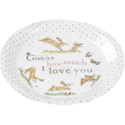 Guess How Much I Love you - Plates - 8