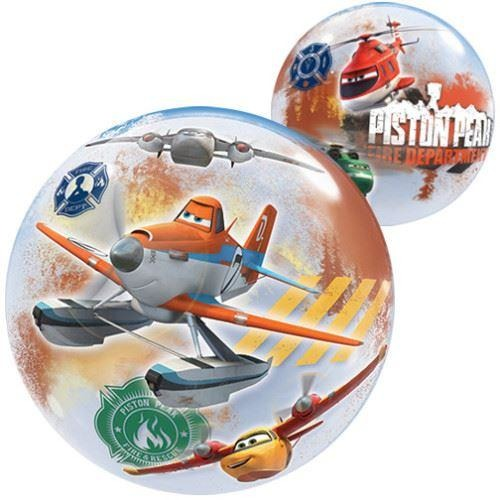 "22""  SINGLE BUBBLE        01CT,  DN PLANES FIRE & RESCUE"