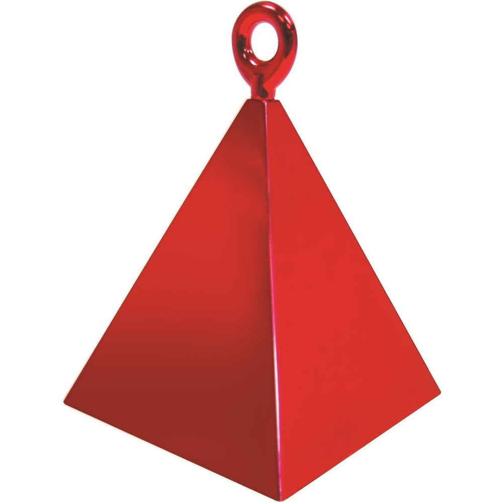 PYRAMID WEIGHTS 12CT (FULL BOX) RED
