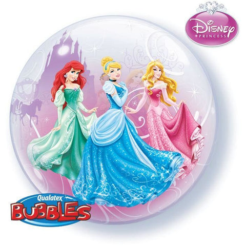 "22""  SINGLE BUBBLE        01CT,  DN PRINCESSES"