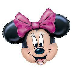 S/SHAPE PKGD:MINNIE MOUSE