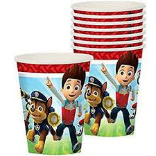 Paw Patrol 8 Paper Cups