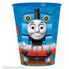 Thomas the Tank Plastic cup