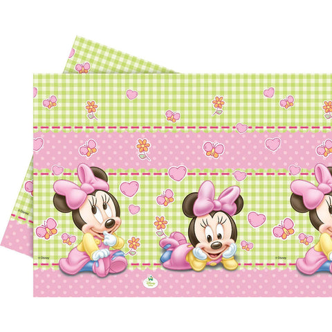 Baby Minnie Tablecover (end of line) do not order (CLR:3)