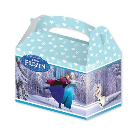 Frozen Lunch Party Box (in with northern lights)
