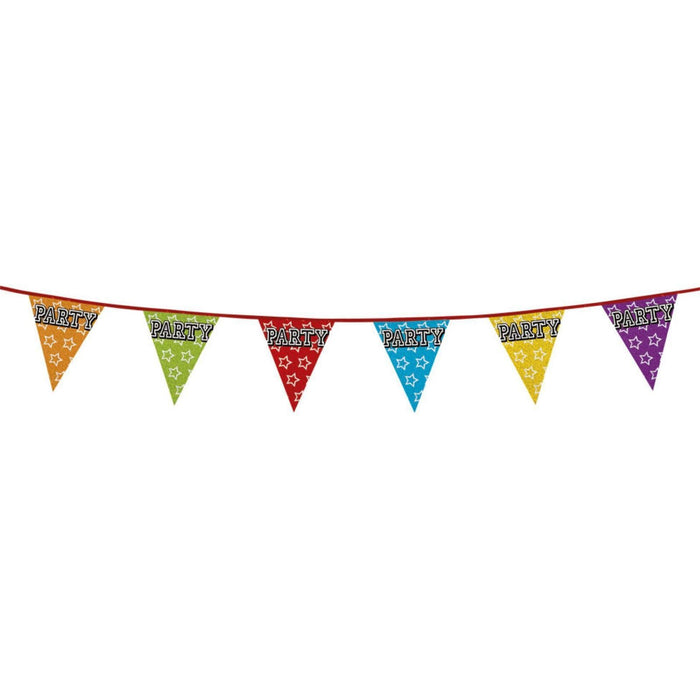 Boland Holographic Multi Bunting Party