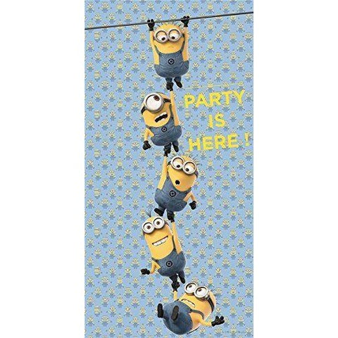 DOOR BANNER 1CT,  LOVELY MINIONS