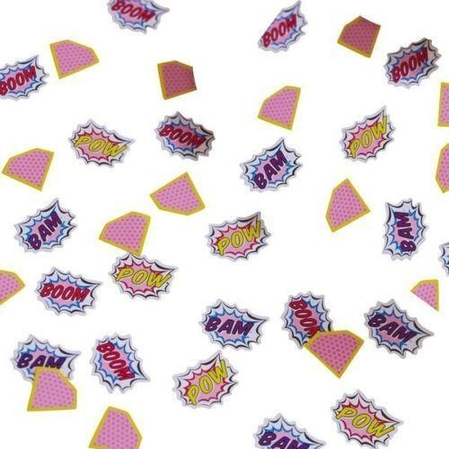 Pink Pop Art Confetti - END OF LINE April 2018 (CLR.6)