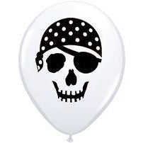 "05""  RND  WHITE          x10    PIRATE SKULL"