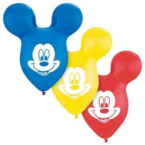 "15""  TMH  SPECIAL AST     x5 DN MICKEY MOUSE EARS"