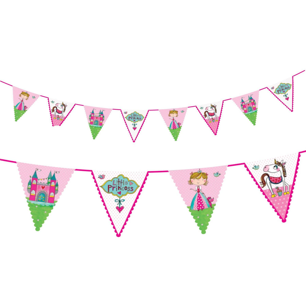 BUNTING 01CT,  RE-PRINCESS