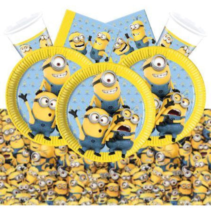 Lovely Minions Party Set for 16