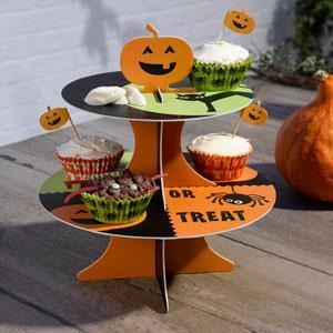 Happy Halloween - Cake Stand