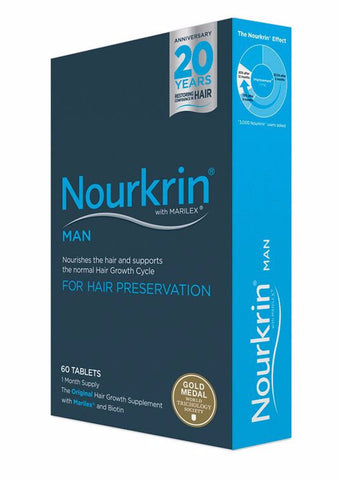 Nourkrin Man (1 month / 60 tablets)