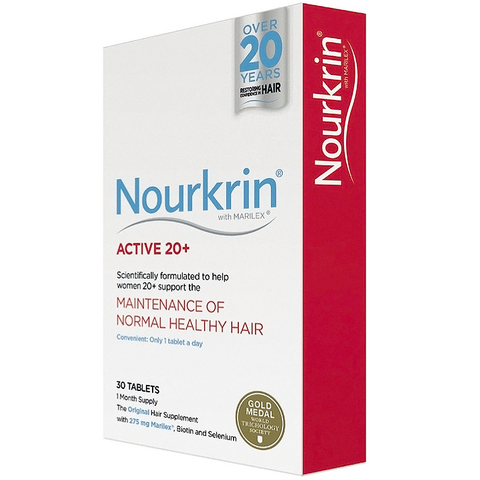 Nourkrin Active 20+ (1 month / 30 tablets)