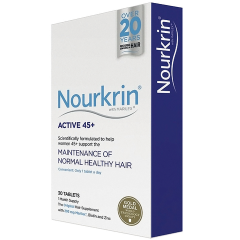 Nourkrin Active 45+ (1 month / 30 tablets)