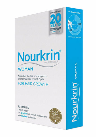 Nourkrin Woman (1 month / 60 tablets)