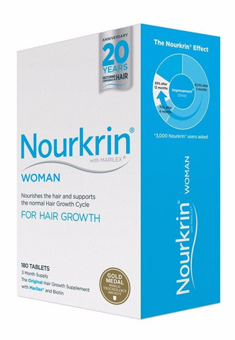 Nourkrin Woman (3 month / 180 tablets)