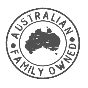 <p>100% Australian Family Owned</p>
