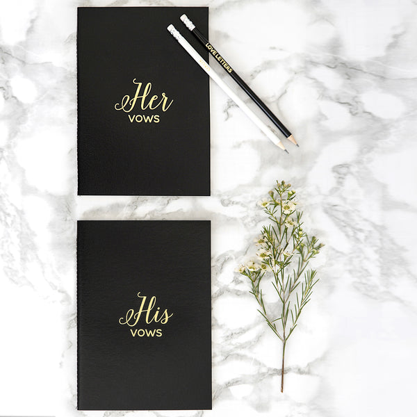 His and Hers Notebook