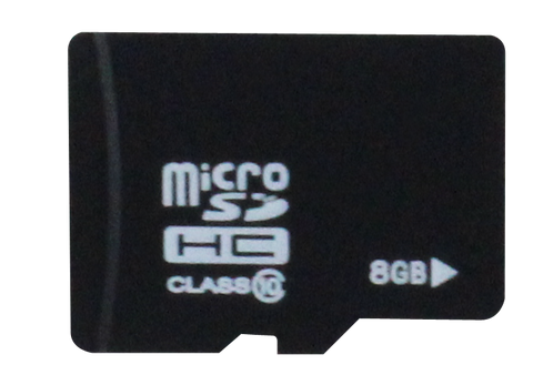 Micro Drone  - 8GB SD Card - Accessory