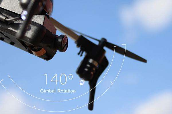 Micro Drone Gimbal Camera - Backer Special