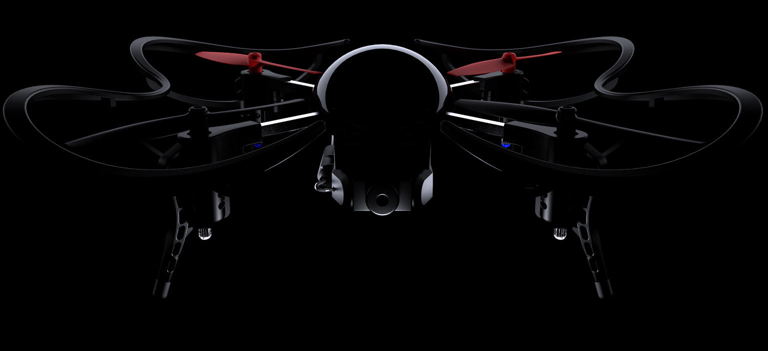 Introducing Micro Drone 3.0+