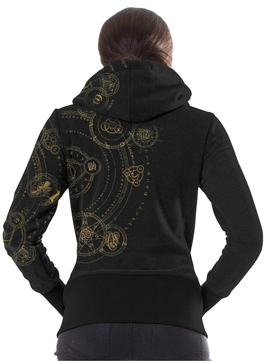 unique hooded sweatshirt