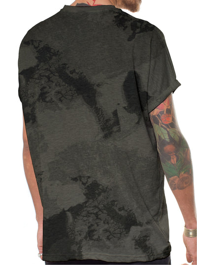 full print t-shirt for men