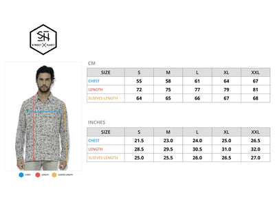 Casual Shirt Allover Animal Kingdom Graphic Printed Pattern