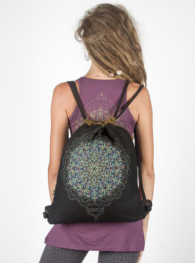 Peyote Graphic Print Daypack
