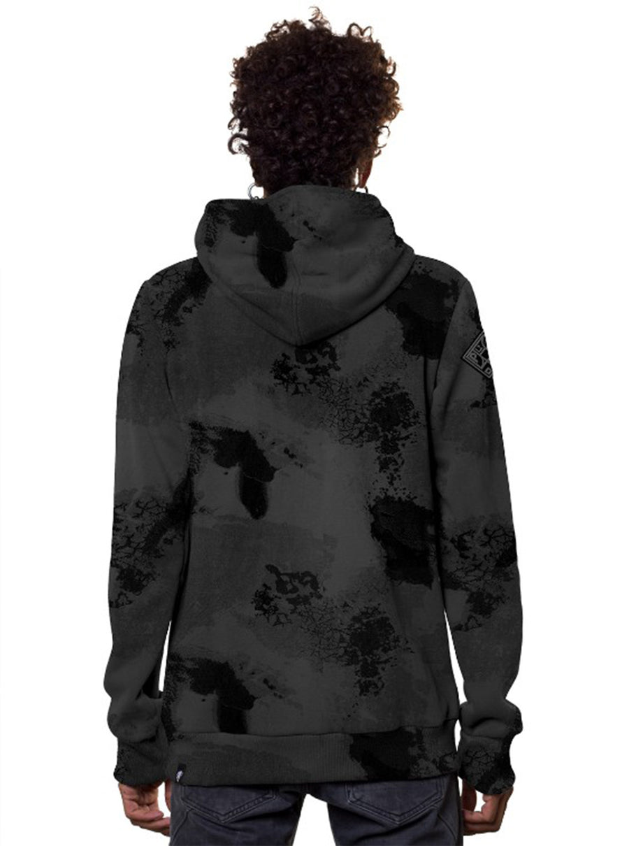 Camouflage Street Style Hoodie