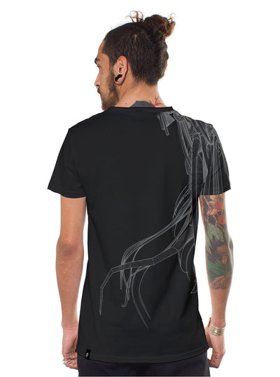 Phoenix Bird Graphic Tee