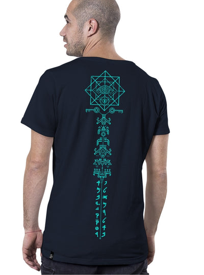 True Illuminati Geometric T-shirt