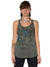 Koi Koi Twisted Back Tank Top