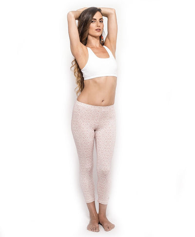Shipibo Kene Psy Yoga Leggings