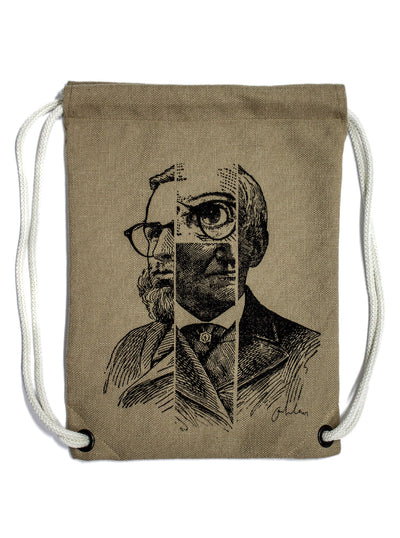 Monocle Canvas Sack bag