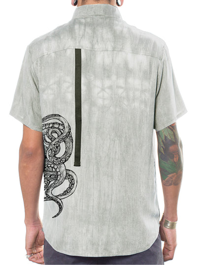 Smart Shirt Octopus Tentacles