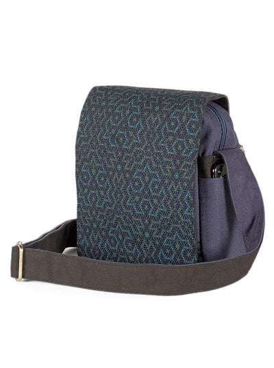 Seeds Geometric Cross body Bag