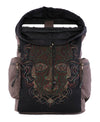 Trimurti Psychedelic Laptop Backpack