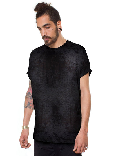Camouflage Baggy Boxy Lightweight T-Shirt