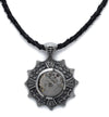 Dial 925 Sterling Silver Necklace