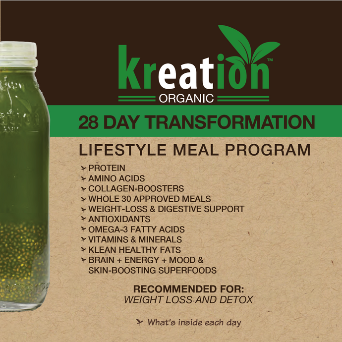 28 Days to TRANSFORM Your Life!