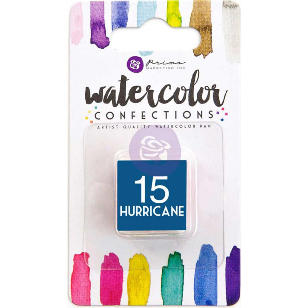 Prima Watercolor Confections Watercolor Pan Refill #15 Hurricane - Artified Shop